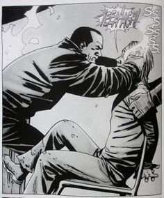Negan at his best