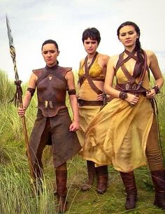 Game of Thrones - Sand snakes season 5