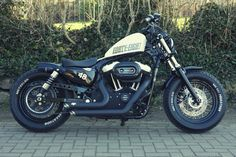 Harley Davidson Sportster 48 XL 1200X forty eight Umbau | eBay #harleydavidsonsportster883
