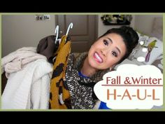 ▶ Fall Fashion Haul 2013: ROMWE, Forever21, and SURPRISE! - YouTube