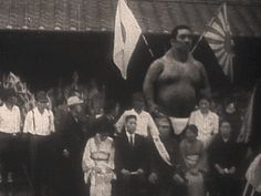 Dai-Nipponjin (approximately translated in English as Big Man Japan). In the mockumentary style, the film by Hitoshi Matsumoto