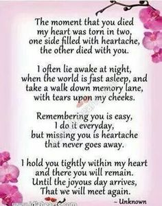 I miss you mom. How am I supposed to go on without you? I think about you every minute and I can't stand not seeing you. Now Quotes, Life Quotes Love, Hurt Quotes, Year Quotes, Rip Daddy, Rip Mom, Missing Daddy, Missing Someone In Heaven, Rip Grandpa