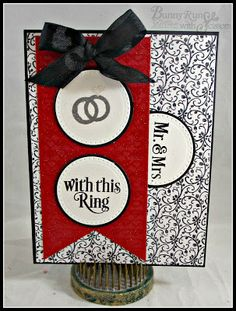 Bunny Runs with Scissors presented by A Jillian Vance Design: Wedding Wishes