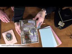 Spellbinders Artisan X-plorer Machine - YouTube