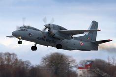 Indian Air Force Antonov An-32 transport aircraft