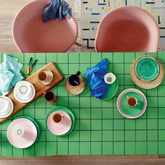 50 ways to make your house a home. This has almost nothing to do with decor or organization, but everything to do with living well. Interior Architecture, Interior And Exterior, Interior Design, Color Inspiration, Interior Inspiration, Mosaic Diy, House Rooms, Decoration, A Table