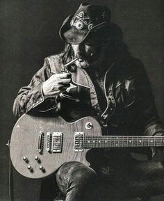 Mr. Kilmister : Photo