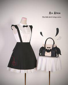 【To Alice】 C075-专属小恶魔上衣-淘宝网全球站