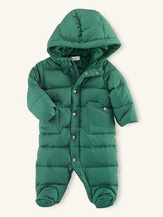Down Snowsuit - Sale  Layette Boy (Newborn-9M) - RalphLauren.com