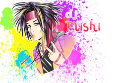 Commision for a Dj Mishi.