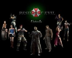 resident evil picture free - resident evil category
