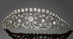 Top Ten Antique Tiaras - Ageless Heirlooms' Antique Jewelry Blog