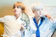 Taehyung and Yoongi