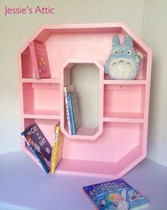 A-Z Letter Shelf