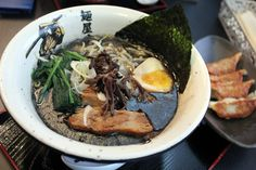 Menya Musashi – Worth To Queue For The Coveted Ramen?
