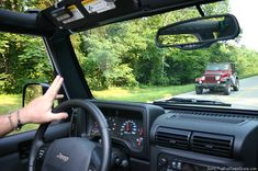 When you own a Jeep, every other Jeep owner is your friend. We do a Jeep hand wave that's officially called 'the Jeep Wave'. Here's how to do the Jeep Wave + Jeep Wave rules. Jeep Dodge, Jeep Jeep, 2014 Jeep Grand Cherokee, Jeep Wave, Jeep Accessories, Chrysler Jeep, Jeep Truck, Jeep Wrangler Unlimited, Autos