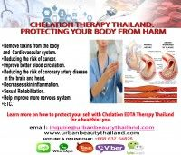 Chelation Therapy Thailand, Stem cell Therapy Thailand, Anti – ageing Centre Bangkok Thailand