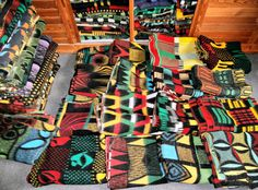 these are some of the blankets which I personally like: colourful with black patterned