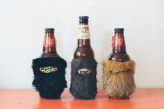 """boho baby bump: Stocking Stuffers: Make A """"Beerd"""" - Love this blog and love this idea (:"""