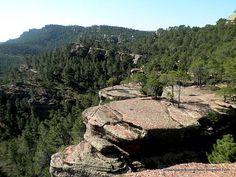 Un país para recorrérselo: Parque Natural de los Pinares de Rodeno.