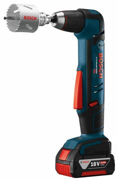 Bosch Tools, Angle Drill, Electric Screwdriver, Construction Tools, Homemade Tools, Woodworking Workshop, Tools And Equipment, Power Tools, Cool Gadgets