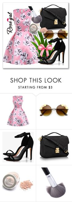 """""""Rosegal"""" by beauty-dcccv ❤ liked on Polyvore featuring ZeroUV and Boohoo"""