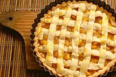 Receita de torta de maçã (ou o dia em que eu venci na cozinha)