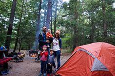 camping adventures!