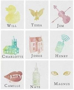 The Infernal Devices- I love that Magnus is in the mortal instruments as well the infernal devices.