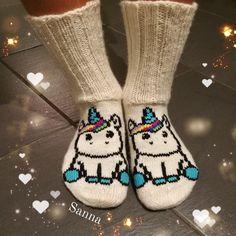 Knitting Socks, Unicorn, Bullet Journal, Slipper, Tights, Tricot, Knit Socks, A Unicorn, Unicorns