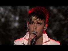Colton Dixon chose to honour God in his exit song for American Idol.