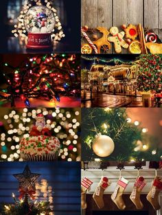 assemble-losers: Christmas aesthetics It's always Christmas… - christmas dekoration Christmas Collage, Christmas Mood, Little Christmas, Christmas Photos, Christmas Greetings, Christmas Stuff, Christmas Traditions, Christmas Lights, Merry Christmas