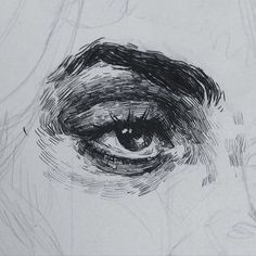 How it is made a realistic eye drawing? Art Inspo, Kunst Inspo, Photographie Portrait Inspiration, Arte Sketchbook, Sketchbook Ideas, Sketchbook Inspiration, Eye Painting, A Level Art, Art Hoe