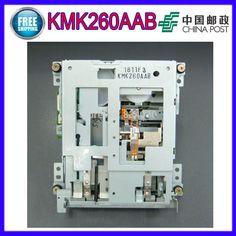 Original and New MiniDisc KMK260AAB Mechanism ( KMS260E ) MD Laser Lens Lasereinheit KMS 260E Optical Pick up MECH