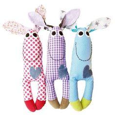 Břichopas about toys: textilní hračky / soft toys