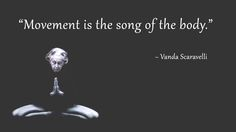 Vanda Scaravelli Yoga Quote. Awakening the Spine : Yoga for health, Vitality and Energy