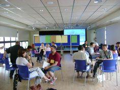 Reunión de la Taula Intercultural Secretariado de Entidades de Sants