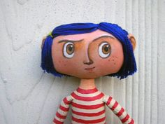 I've loved Coraline since the first time I saw the movie.... all time favorite