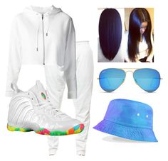 """""""Untitled #74"""" by mz-fashionable ❤ liked on Polyvore featuring Kite, Yves Saint Laurent and Ray-Ban"""