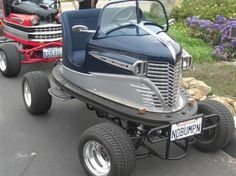 street legal recycled bumper cars