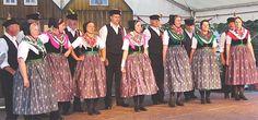 Rückblick Int. Folklorefestival Crostwitz 2009