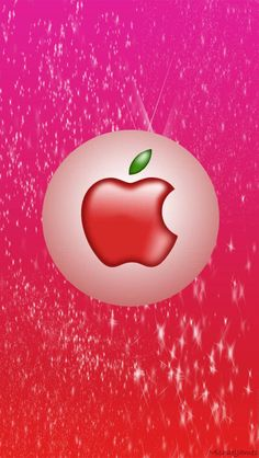 Download Pink Apple Stars 640 x 1136 Wallpapers - 4270164 - Apple Pink Abstract Stars | mobile9