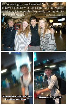 I ♥ you Niall hahahaha