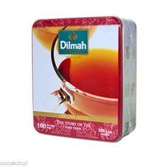 Herbata DILMAH Ceylon Gold 100tb opak.12 | spozywczo.pl Pyszna herbata dostępna na: http://www.spozywczo.pl/hurtownia-kawy-herbaty