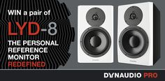 Top performing, high-end professional monitors up for grabs