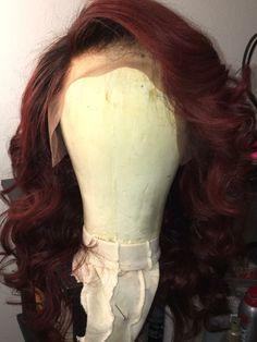 pinterest: @goldeinee ♡ Weave Hairstyles, Pretty Hairstyles, Curly Hair Styles, Natural Hair Styles, Hair Again, Hair Flip, Wig Making, Hair Journey, Hair Inspiration
