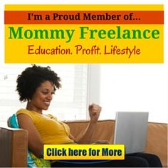 We have pulled out all of the stops to educate our members on how to make money online and create the lifestyle they desire without giving up their responsibilities; kids, spouses, me time and the time freedom that they love. #MommyFreelance