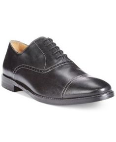 Men's Cole Haan 'Cambridge' Cap Toe Oxford, Size 9.5 M - Black
