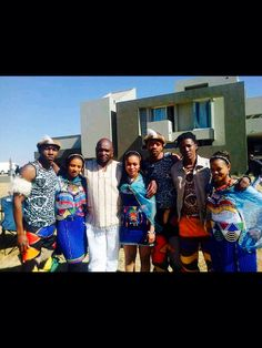 African Traditional Wear, Xhosa, Tribal Fashion, Zulu, Ankara Styles, Culture, How To Wear, Prints, Zulu Language