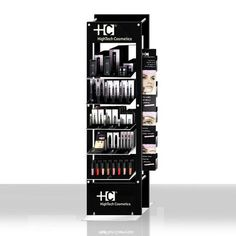 Bespoke Cosmetic Display Stands